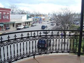 Boerne From Cresent Quarters