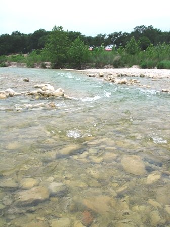 Nueces River - cool & fun