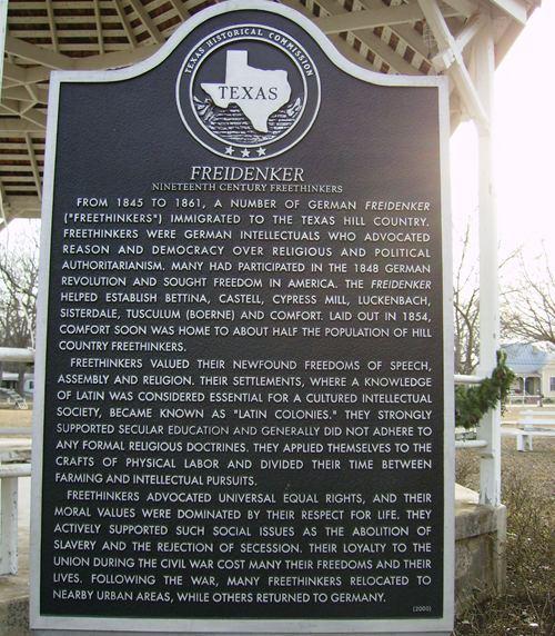 Comfort, Texas (TX)