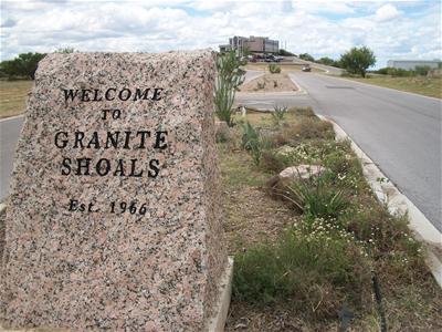 Granite Shoals, Texas (TX)