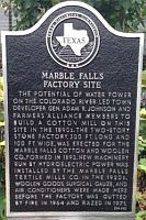 Cotton Mill Marker