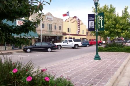 Old Main Street, Marble Falls
