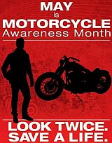 Motorcycle Awareness Month