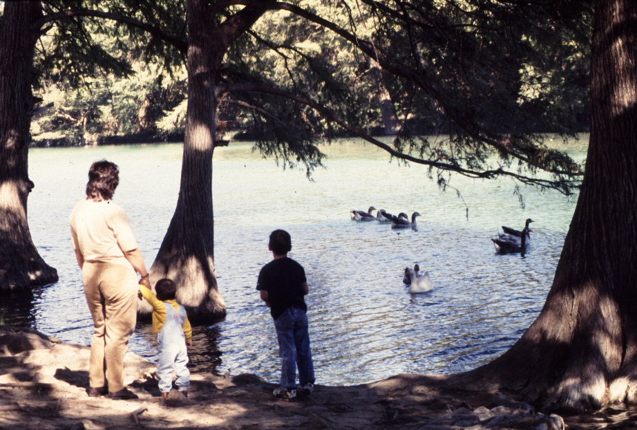 Parks Lakes Amp Rivers In Texas Tx Hill Country