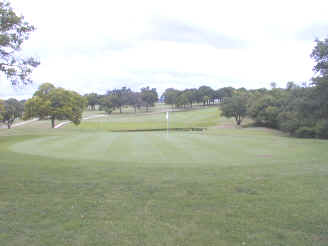Lady Bird Johnson Municipal Golf Course in Fredericksburg